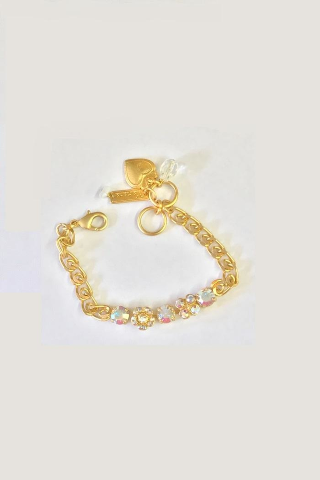 Mariana Gold Plated Bracelet - Front Cropped Image