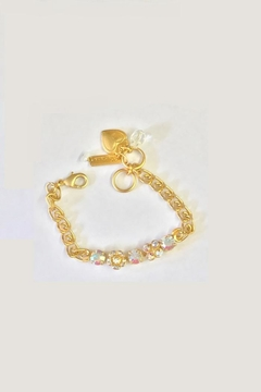 Mariana Gold Plated Bracelet - Product List Image