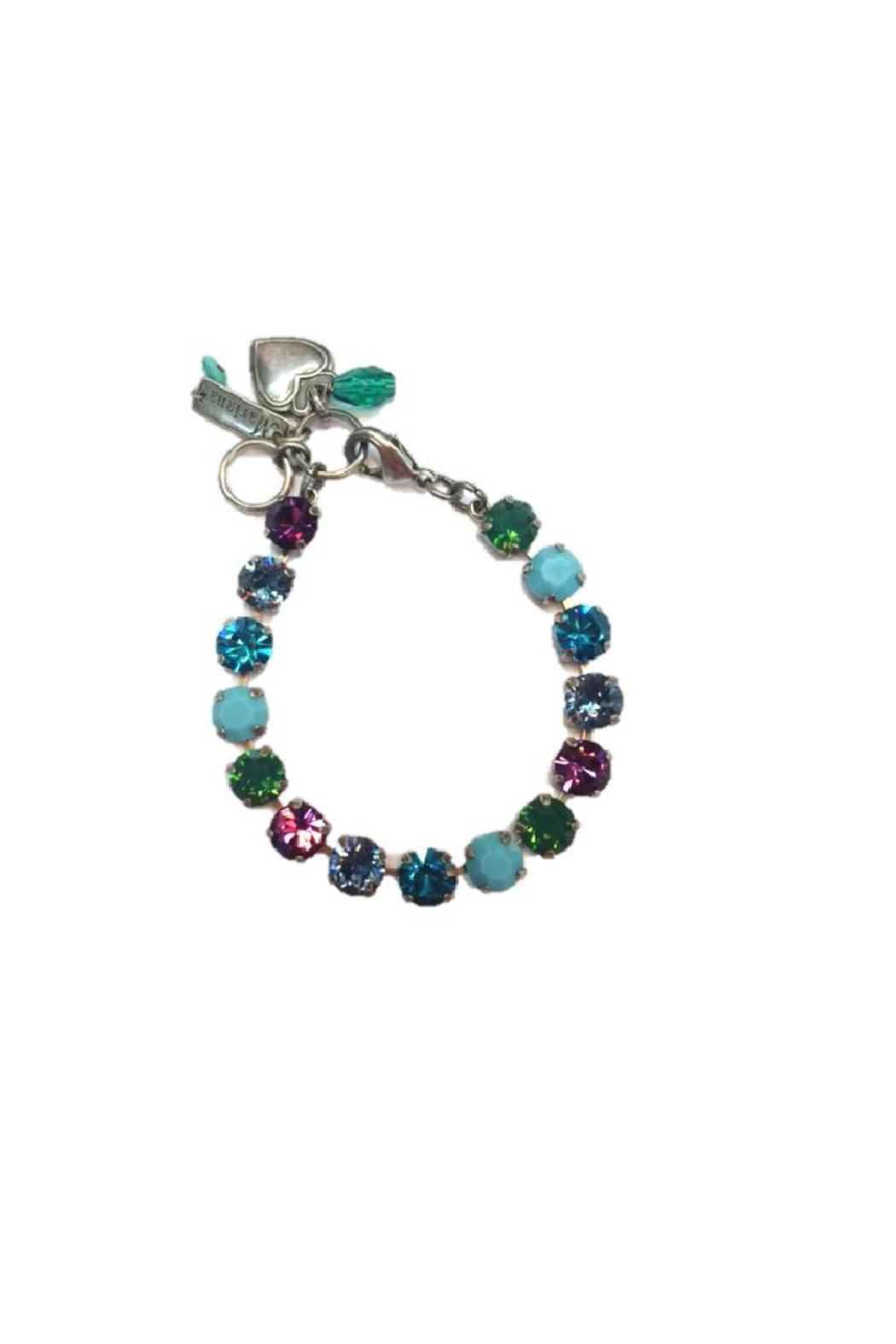 multi colored bracelet products earthwhorls silver agate sterling llc