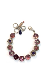 Mariana Purple Swarovski Bracelet - Product Mini Image