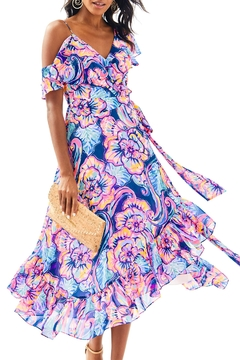 Lilly Pulitzer Marianna Midi Dress - Product List Image