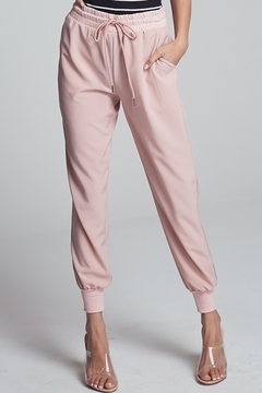 blue blush Marianne High-Waist Jogger - Product List Image