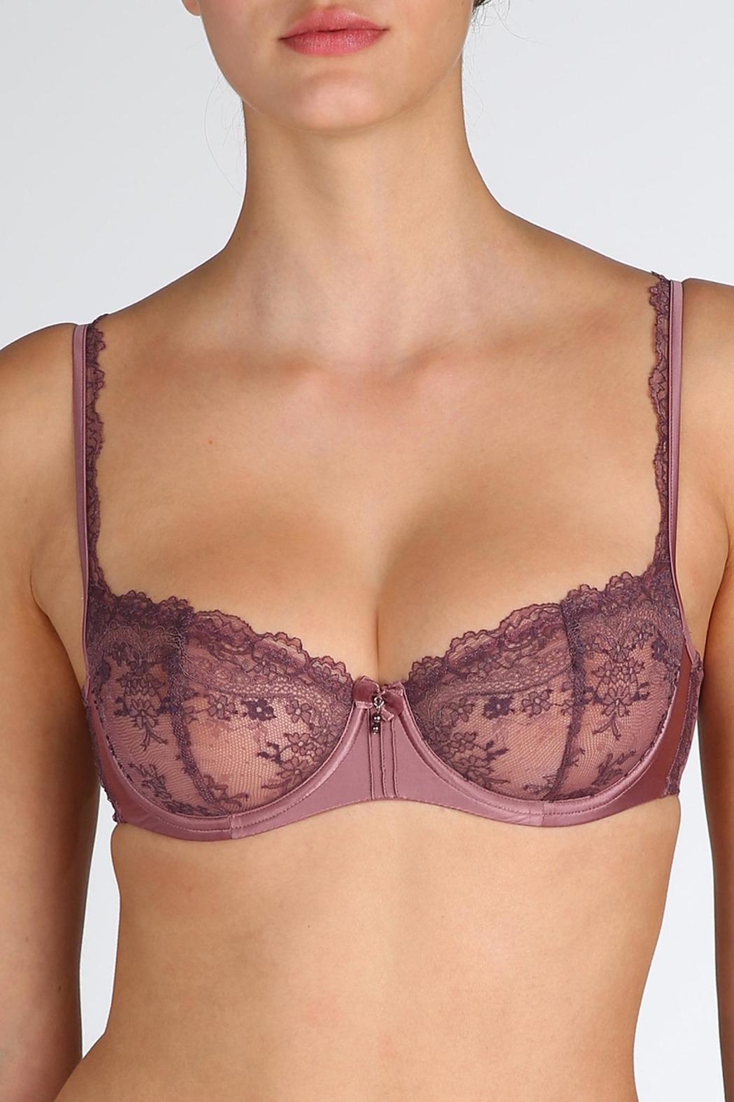 Marie Jo Dauphine Lace Demi - Side Cropped Image