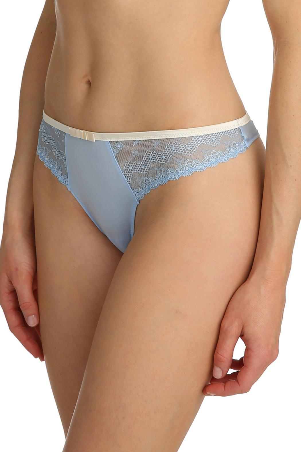 Marie Jo Lace Thong - Front Full Image
