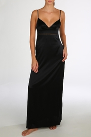 Marie Jo Precious Silk Gown - Front cropped