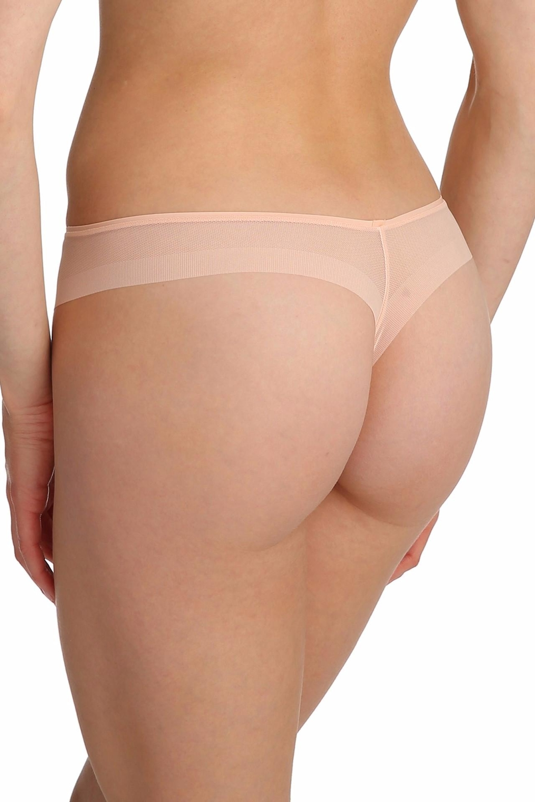 Marie Jo Undertones Seamless Thong - Side Cropped Image