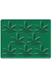 Streamline NYC Marijuana Silicone Ice Cube Molds *Avail 5/15 - Product Mini Image
