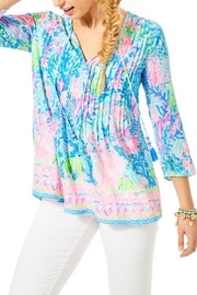 Lilly Pulitzer  Marilina Tunic - Product Mini Image