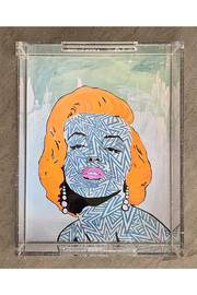 Avery Rowan Art Marilyn Art Tray - Product Mini Image