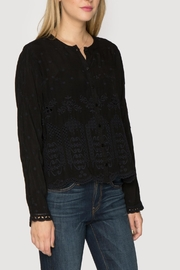 Johnny Was Collection Marina Blouse - Front cropped