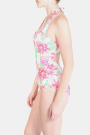 Marina Bouquet Floral Swimsuit - Side cropped