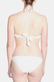 Marina Cream Crochet Bikini - Back cropped
