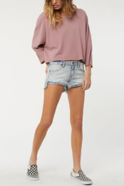 O'Neill Marina Denim Shorts - Front cropped