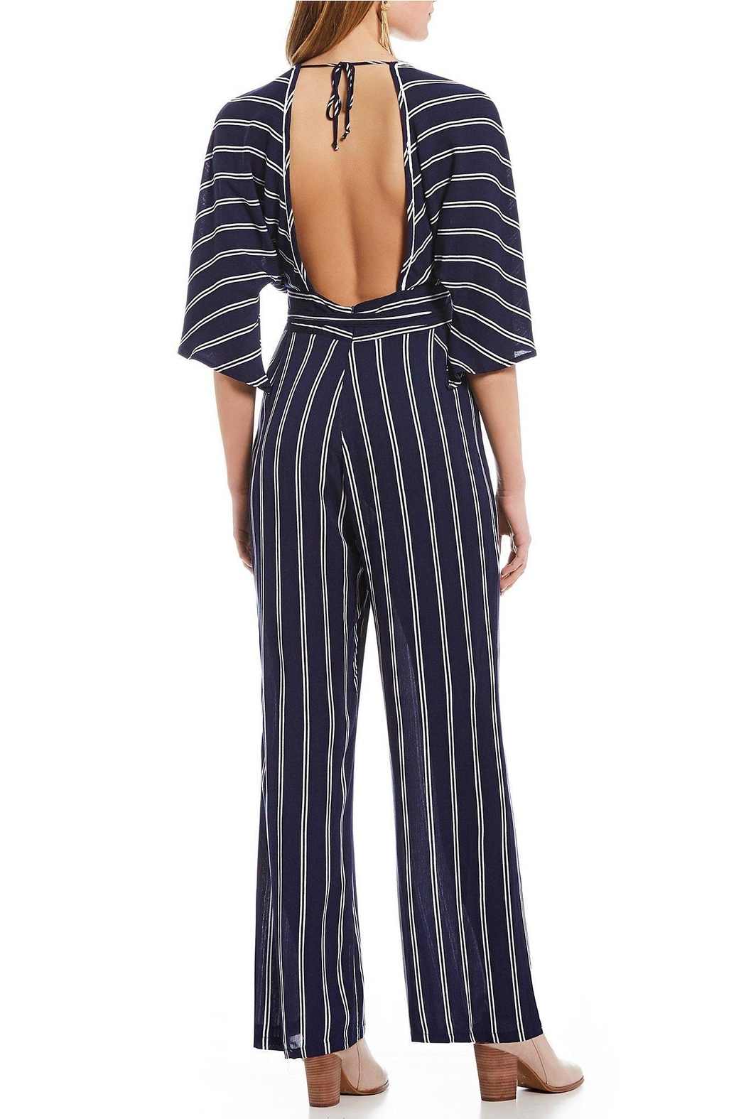 Lucy Love Marina Jumpsuit - Front Full Image