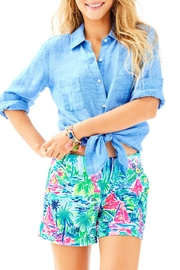 Lilly Pulitzer Marina Knit Short - Front cropped