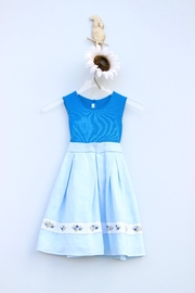 Marina Cabrera Knitted Linen Dress - Product Mini Image