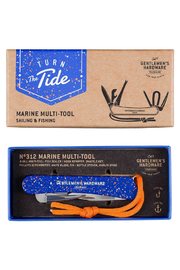 Wild & Wolf Marine Multitool Sailing And Fishing - Product Mini Image