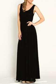 Shoptiques Product: Black Sleeveless Dress