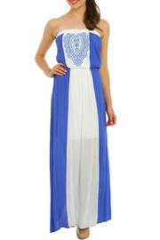 Marineblu James Maxi Dress - Product Mini Image