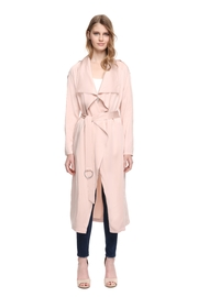 Soia & Kyo Marinella Straight-Fit Coat - Front full body