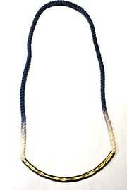 Amano Trading Mariner's Rope Necklace - Front cropped