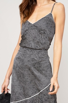 Lucy Paris Marion Polka Top - Product List Image