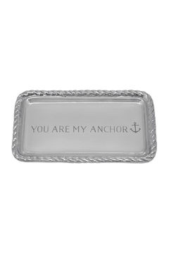 Mariposa Anchor Rope Tray - Alternate List Image