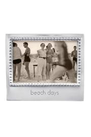 Mariposa 4x6 Beach Days Frame - Front cropped