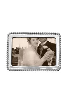 Mariposa Beaded 4x6 Frame - Product List Image