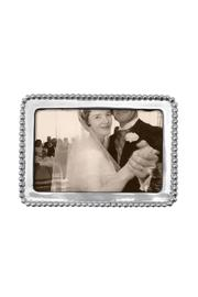 Mariposa Beaded 4x6 Frame - Front cropped