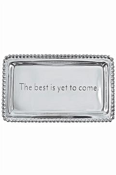 Mariposa Best Sentiment Tray - Alternate List Image