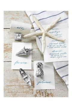 Shoptiques Product: Conch Placecard Holder