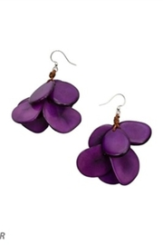 Soraya Cedeno Mariposa Earrings - Product Mini Image