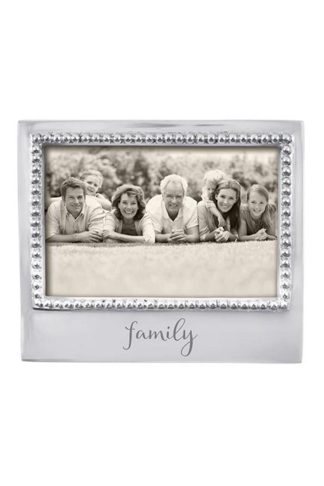 Mariposa Family Frame - Front Cropped Image