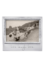 Mariposa Live Laugh Love Frame - Product Mini Image