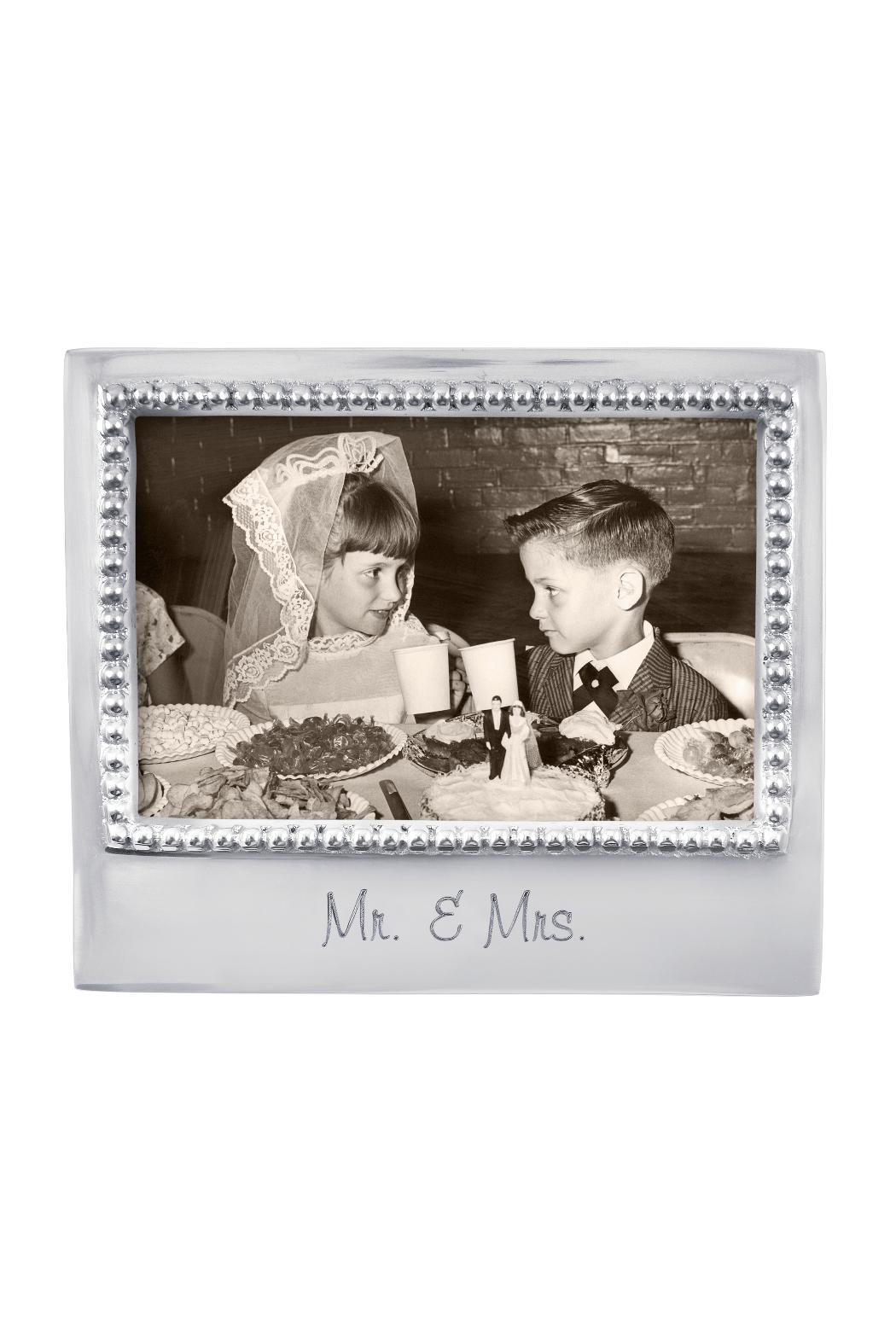 mariposa mr mrs frame front cropped image - Mr And Mrs Frame