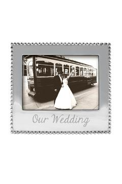 Mariposa Wedding Frame - Alternate List Image