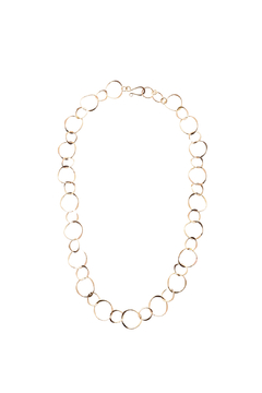 Shoptiques Product: Staggered Link Necklace