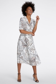 Nic + Zoe Mark Your Calendar Dress - Front cropped