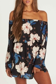 Billabong Marked Floral Dress - Product Mini Image