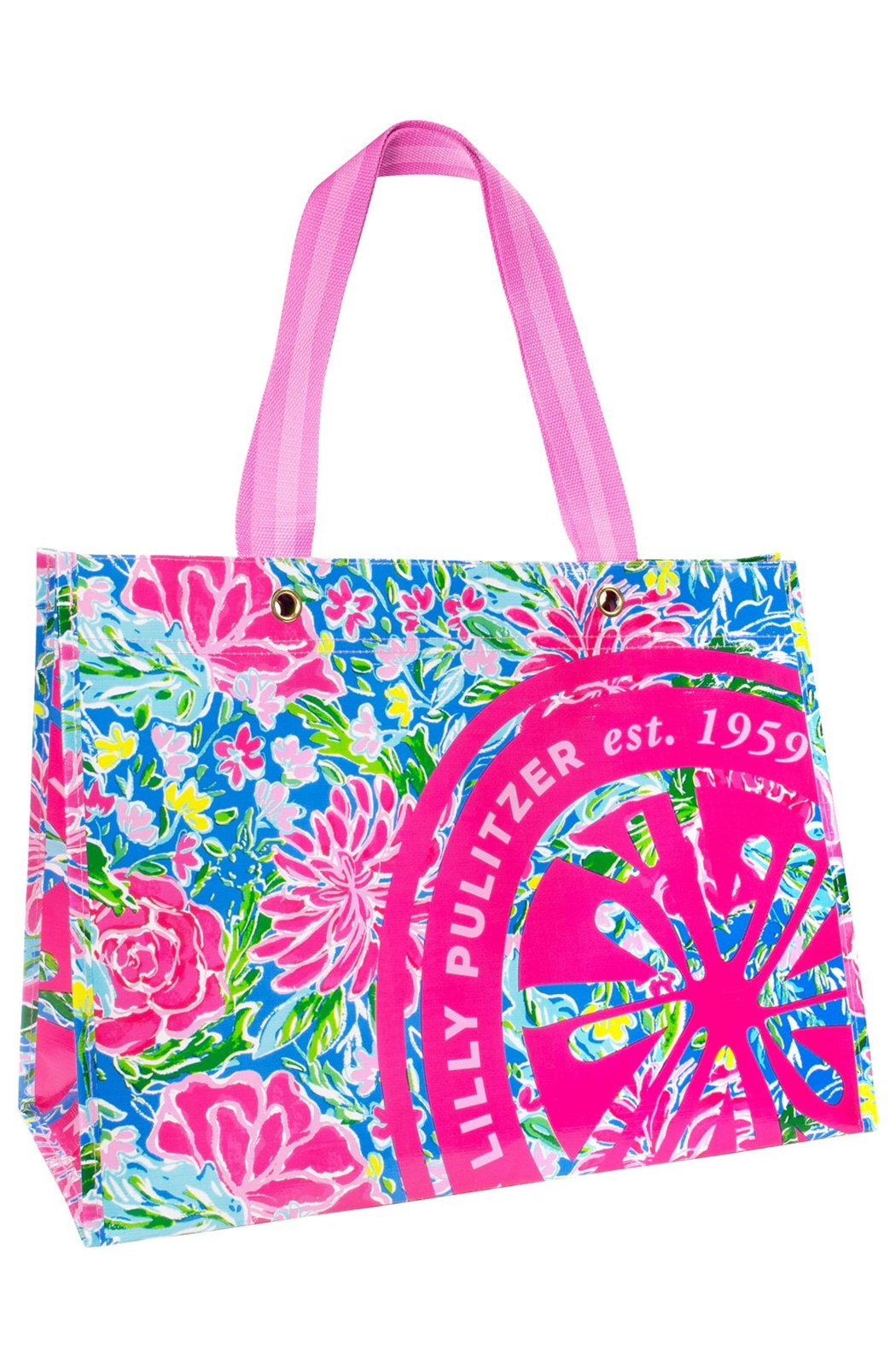 Lilly Pulitzer Market Carryall - Main Image