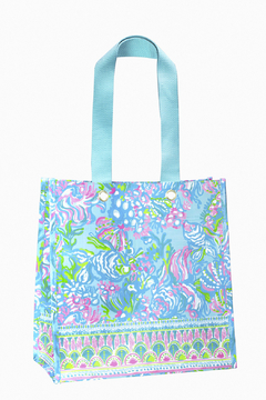 Lilly Pulitzer  Market Shopper Tote - Alternate List Image