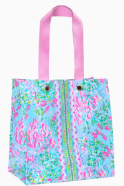 Lilly Pulitzer Market Tote - Front cropped