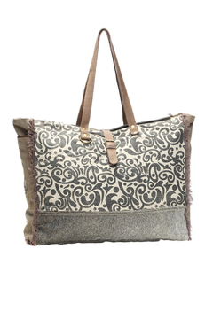 Myra Bags Marketplace Weekender Bag - Product List Image