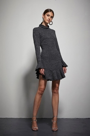 SHILLA THE LABEL Marl Frill Dress - Product Mini Image