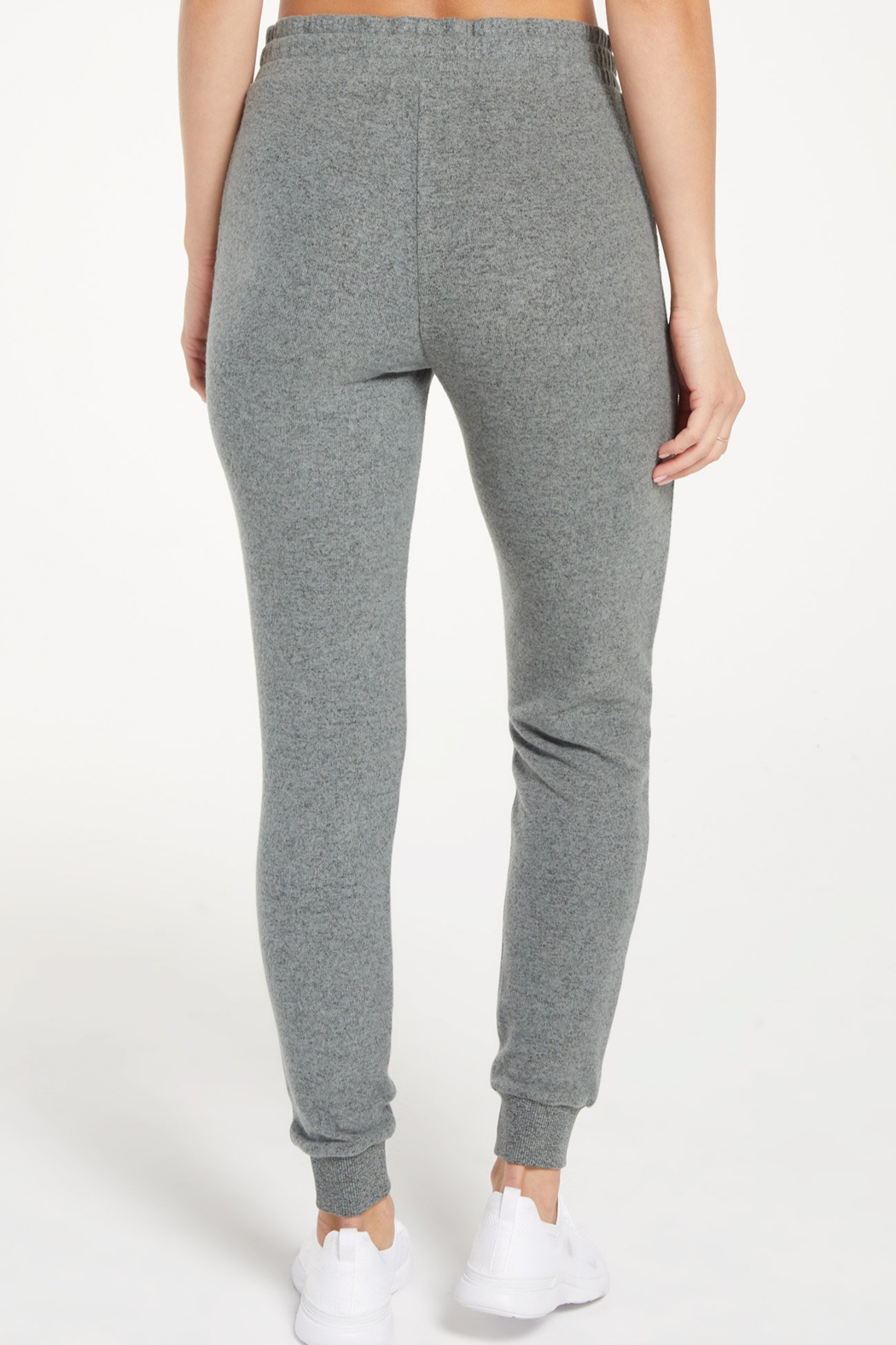 z supply Marled Jogger Pant - Front Full Image