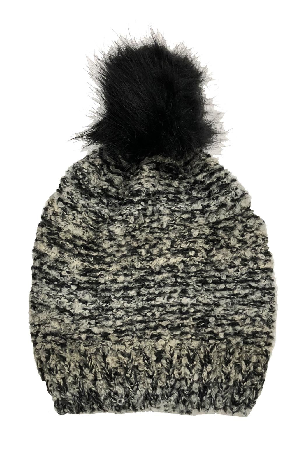 Adrienne Marled Knit Hat - Main Image