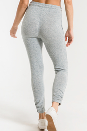 z supply Marled Knit Jogger - Side cropped