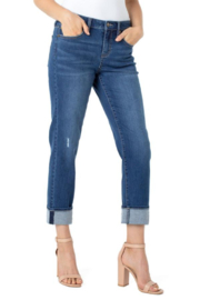 Liverpool  Marley Girlfriend Jeans - Product Mini Image