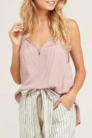 Wishlist Marley Lace Camisole - Front cropped